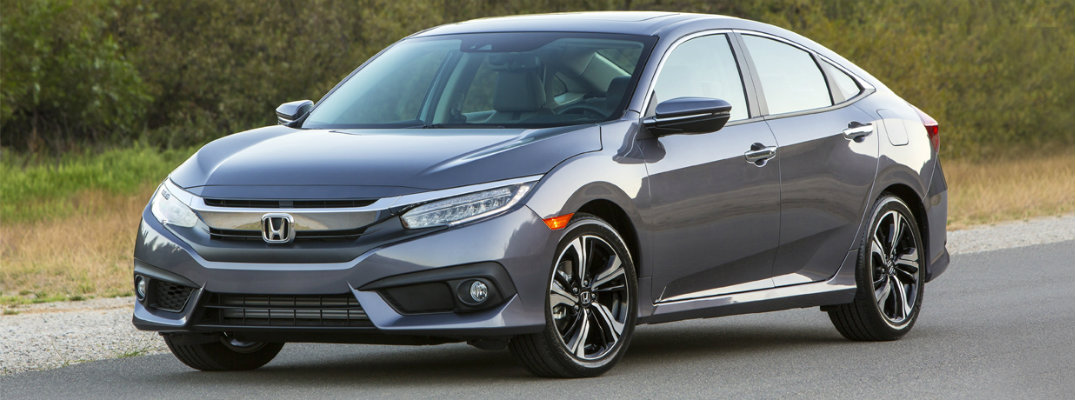How Far Can You Tavel in the 2018 Honda Civic?
