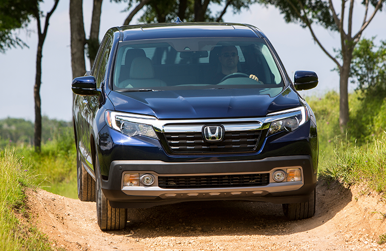 How Much Can the 2019 Honda Ridgeline Tow?