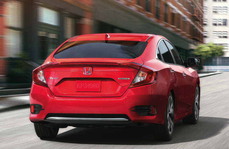 What Engine Options are Available on the 2019 Honda Civic?