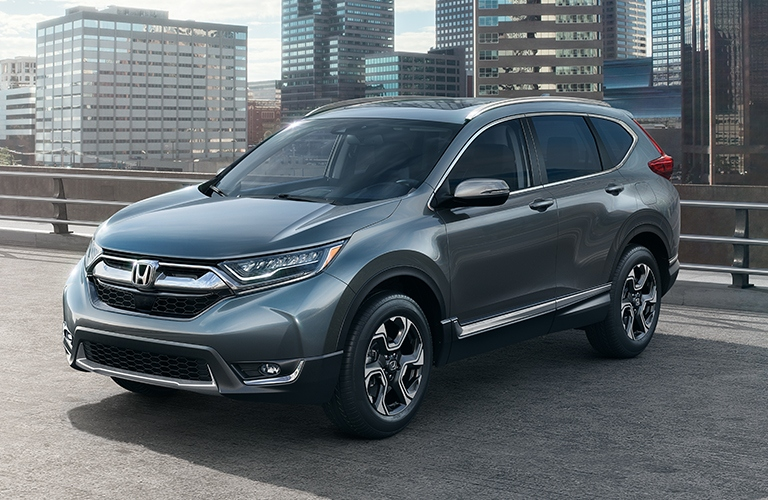 What Engine Options are Available on the 2019 Honda CR-V?