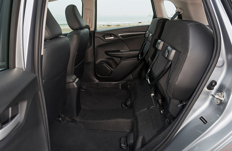 2019 Honda Fit Cargo Space Melloy Honda