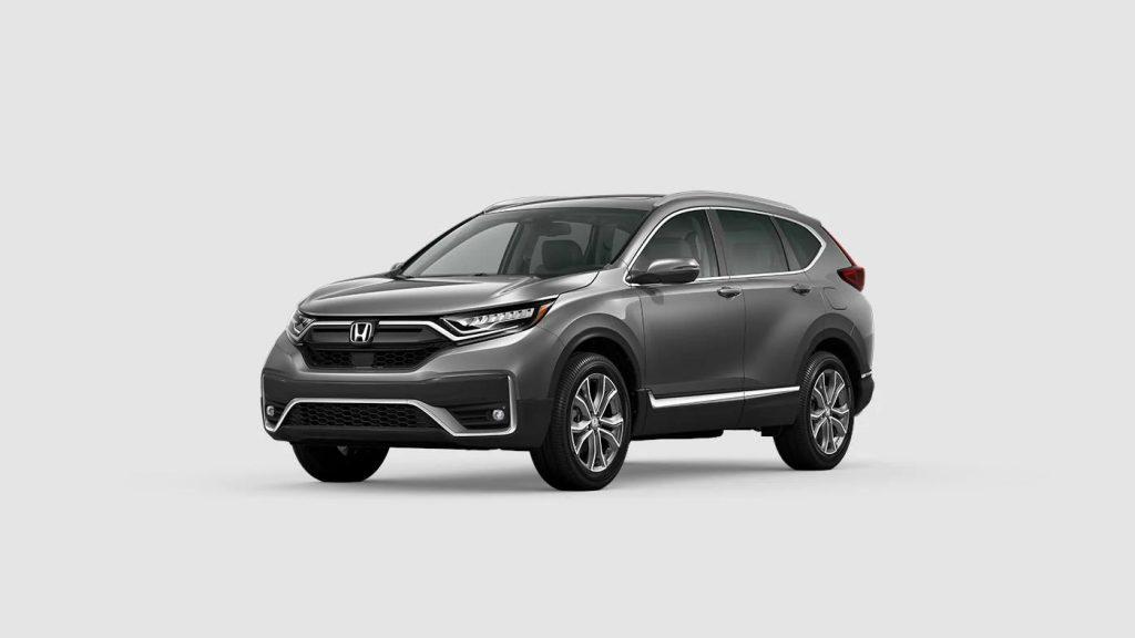 2020 Honda CR-V Modern Steel Metallic