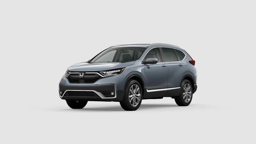 2020 Honda CR-V Sonic Gray Pearl