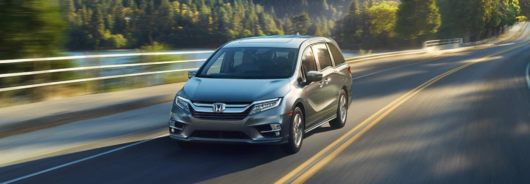 What Are the Engine Specs of the 2020 Honda Odyssey?