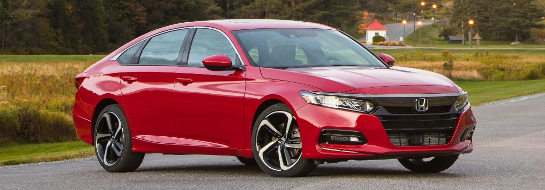 2020 Honda Accord Engine & Performance