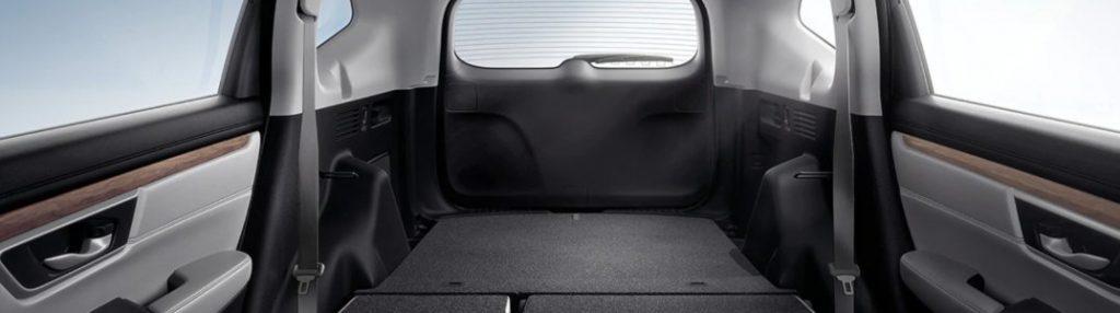2020 Honda CR-V cargo area