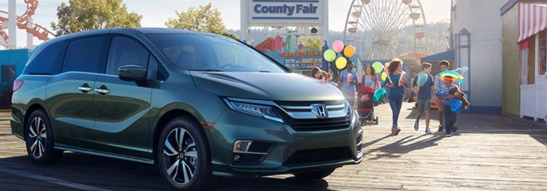 How Comfortable is the 2020 Honda Odyssey?