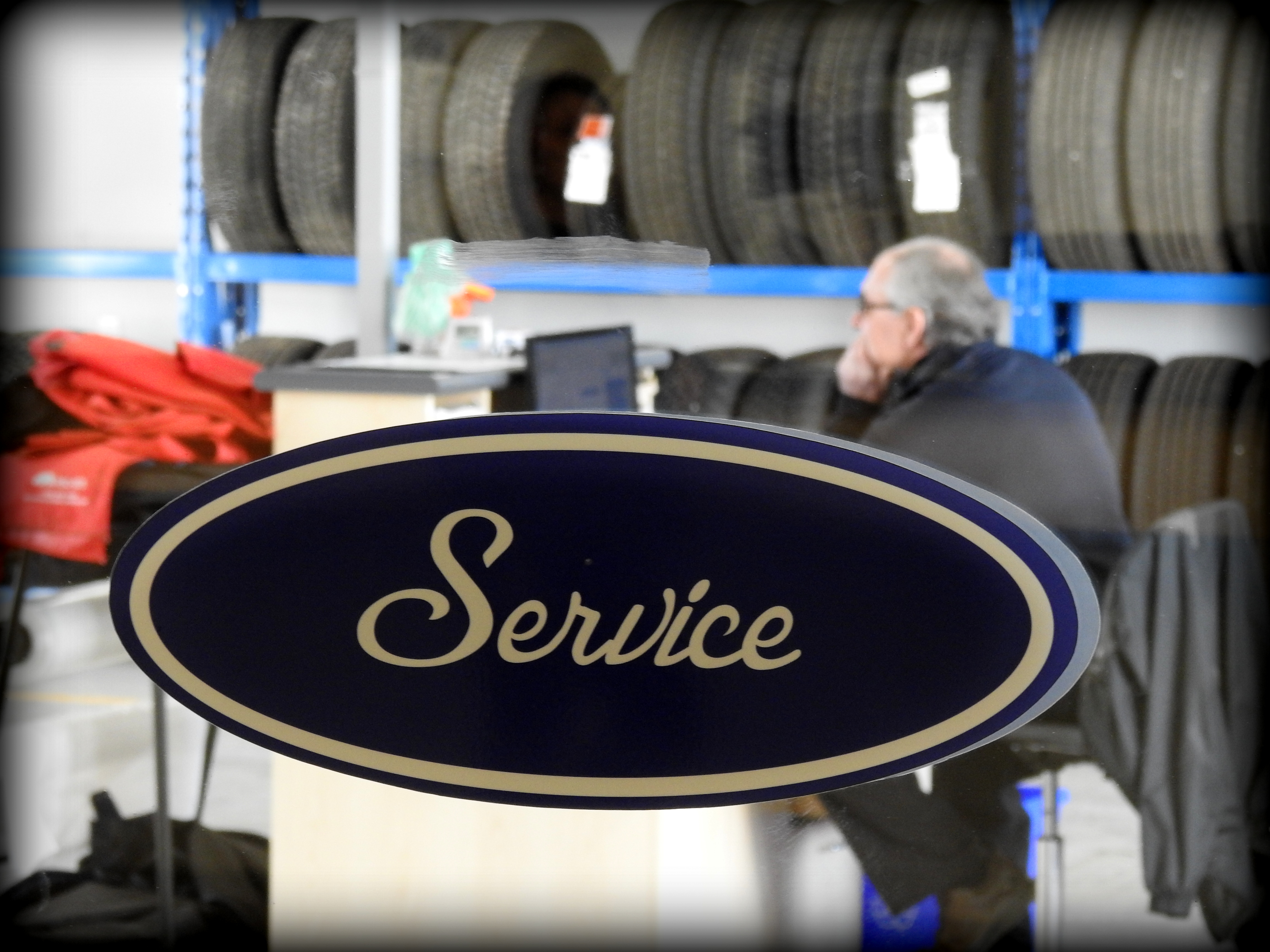Getting Your Vehicle Serviced At Tusket Ford -- Service Is Who We Are!