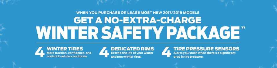 Winter Safety Package on Black Friday 2017 Deals