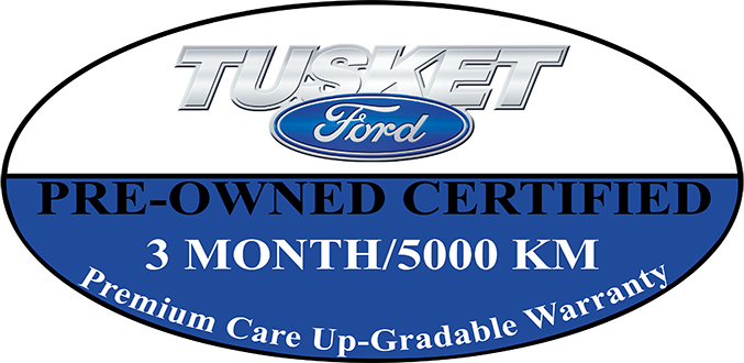 Pre-Owned Certified by Tusket Ford