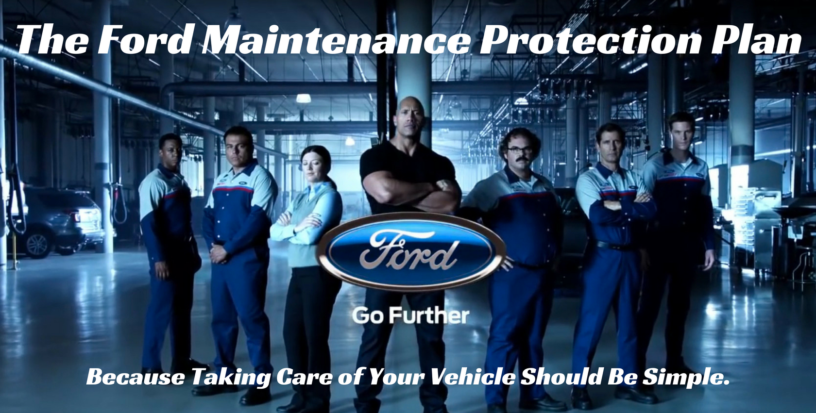 Ford Maintenance Protection Plan Gives You Convenience & Peace of Mind