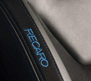 Recaro Leather Seats