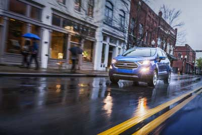 Ford EcoSport Inventory