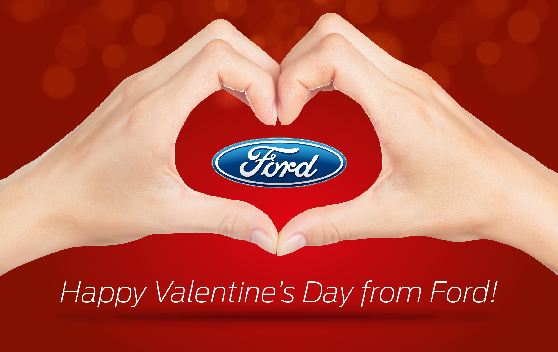 9 Romantic Tips From Ford This Valentine's Day