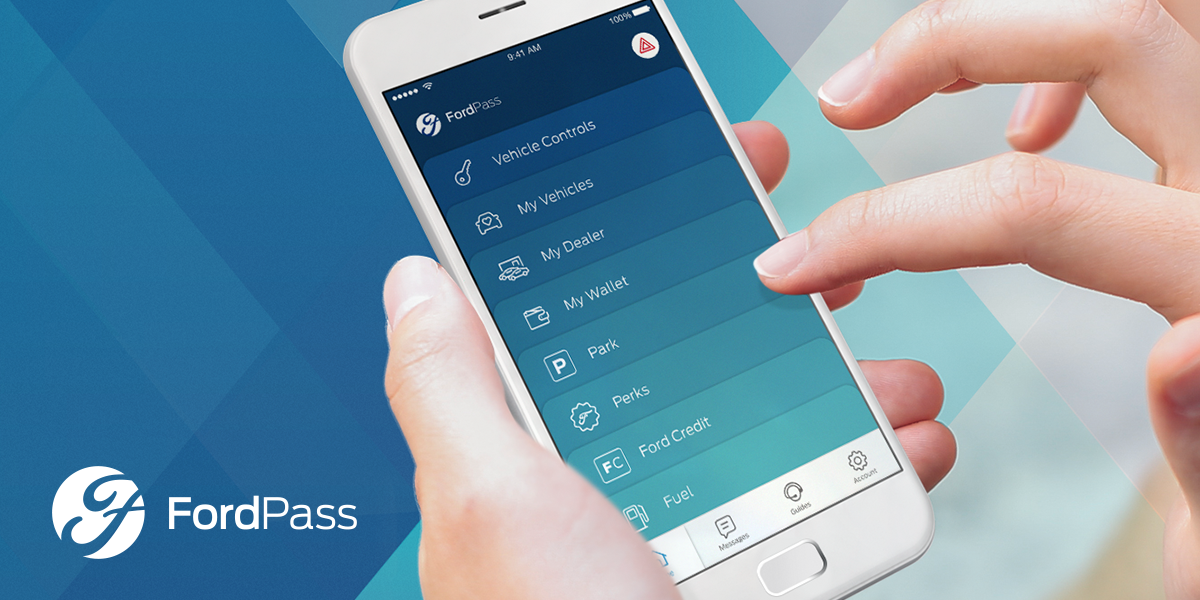 FordPass Gives You Control with Your Smartphone