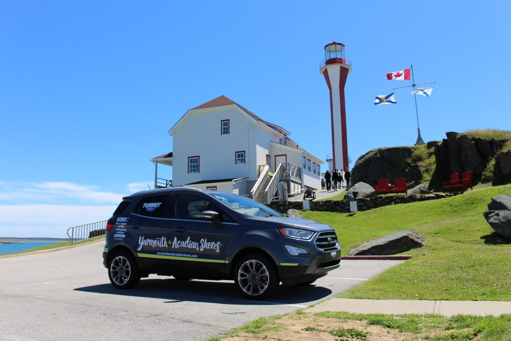 EcoSport at the Lighthouse
