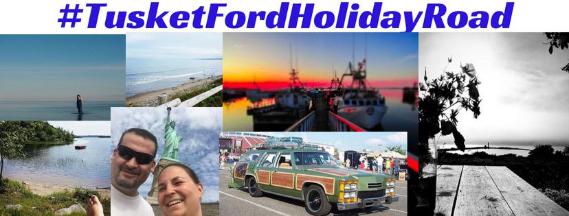 The Tusket Ford/YAS EcoSport #TusketFordHolidayRoad