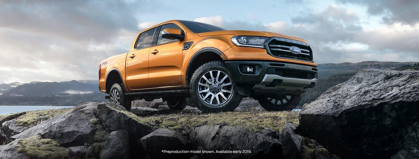 2019 Ford Ranger, Coming Soon to Tusket Ford