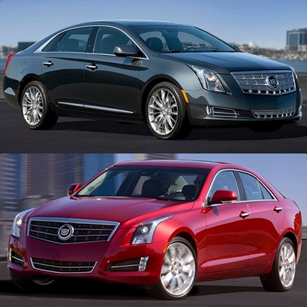 What Is The Difference Between A Cadillac Cts And Xts >> Difference Between The Cadillac Ats And Xts