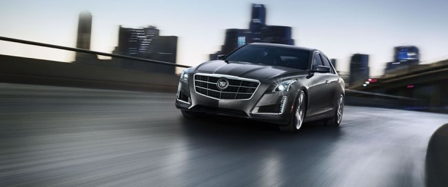 What does Cadillac CTS stand for?
