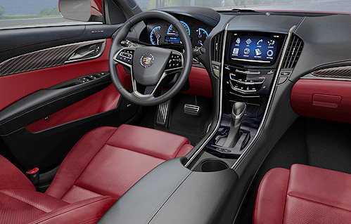 Wonderful 2014 Cadillac Ats Interior