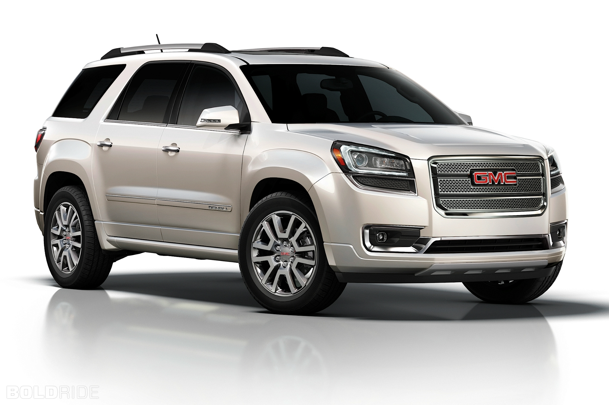 gmc been major blog acadia put through the a has suv diet models cardinale new