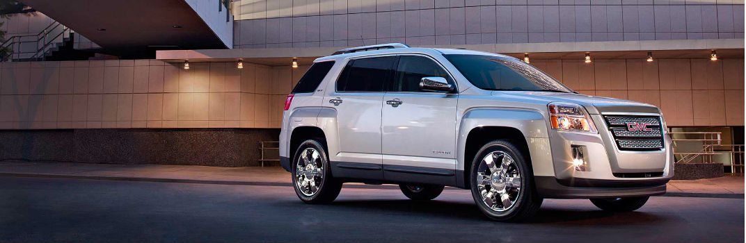 Does the GMC Terrain have all wheel drive