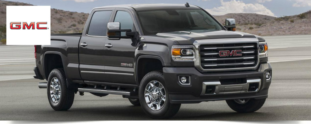 2016 GMC Sierra HD New Features