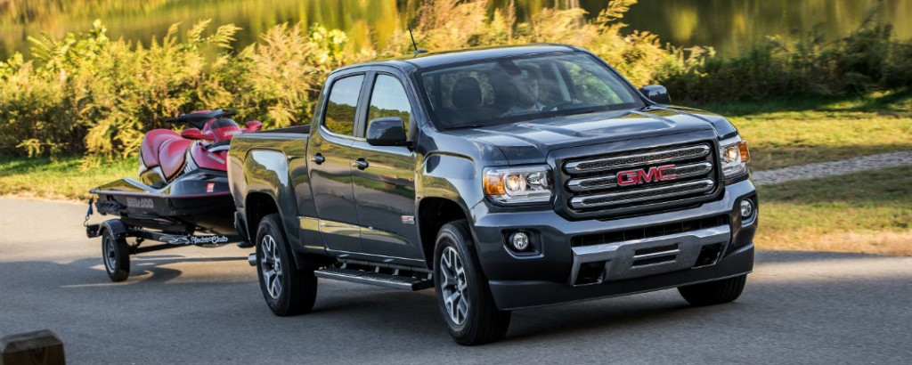 Fuel Economy Ratings For The 2017 Gmc Canyon Diesel