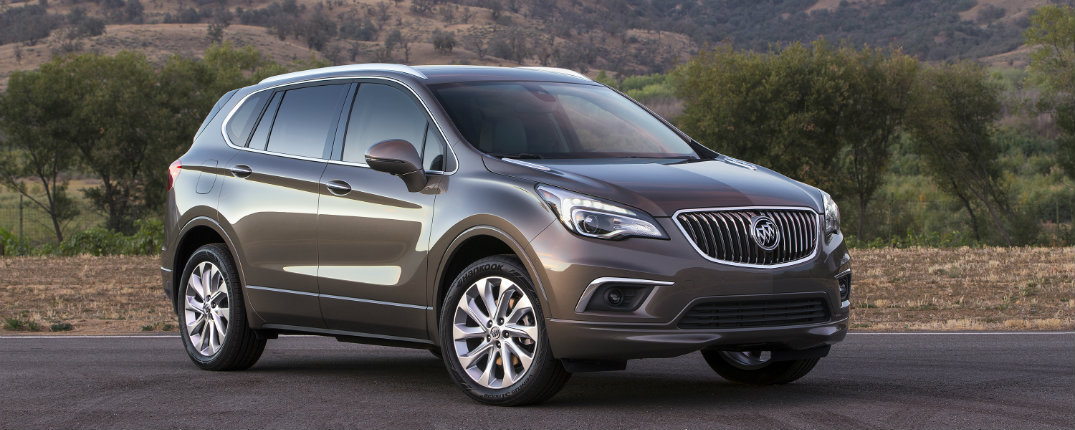 2016 Buick Envision Release Date Wisconsin