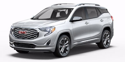 What Colors Are Available for the 2018 GMC Terrain?