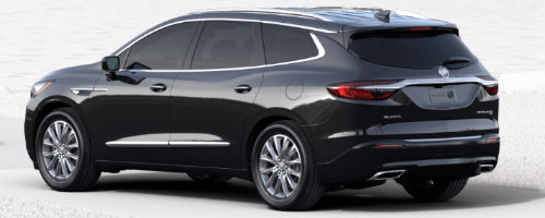 Ebony Twilight Metallic 2018 Enclave