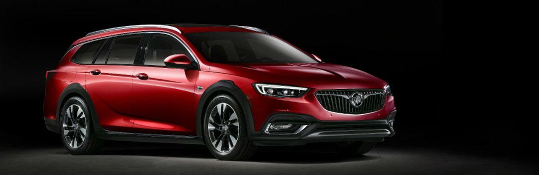 What's inside the Buick Regal TourX?