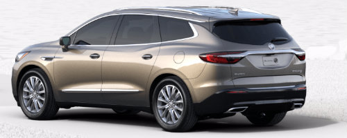 Pepperdust Metallic 2018 Enclave
