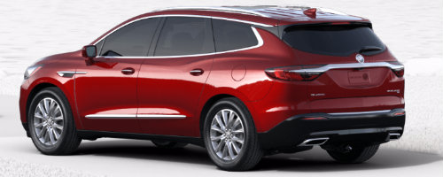 2018 Buick Enclave Color Options Palmen Buick Gmc Cadillac