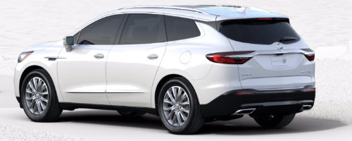 Summit White 2018 Enclave