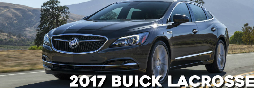 What's inside the Buick LaCrosse?