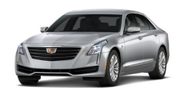 2018 Cadillac CT6 Radiant Silver Metallic