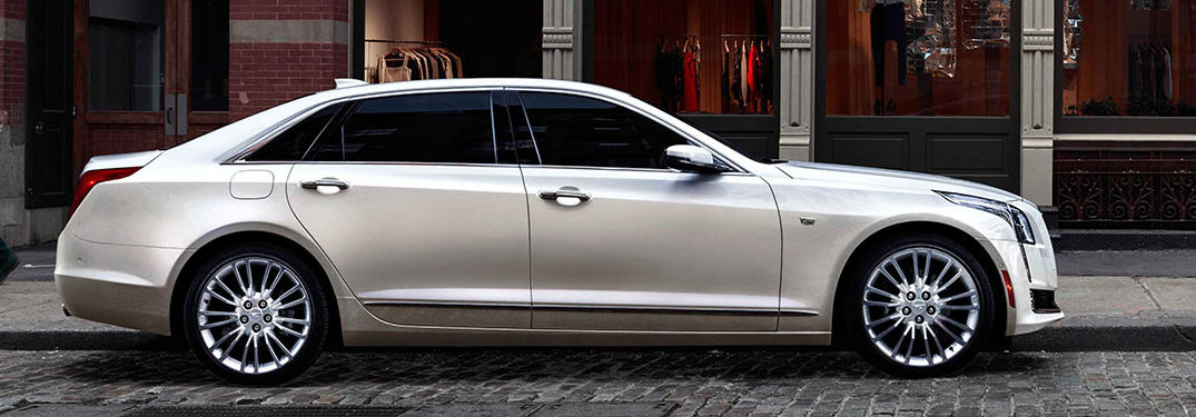 2018 Cadillac CT6 Trim Levels