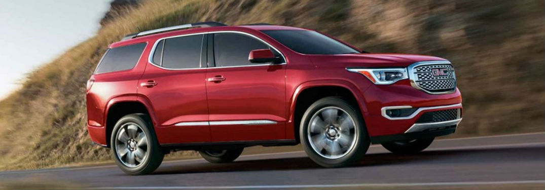 How Safe Is The Gmc Acadia