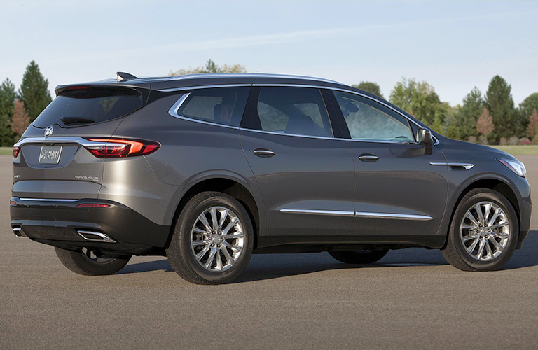 2018 Buick Enclave Interior Features