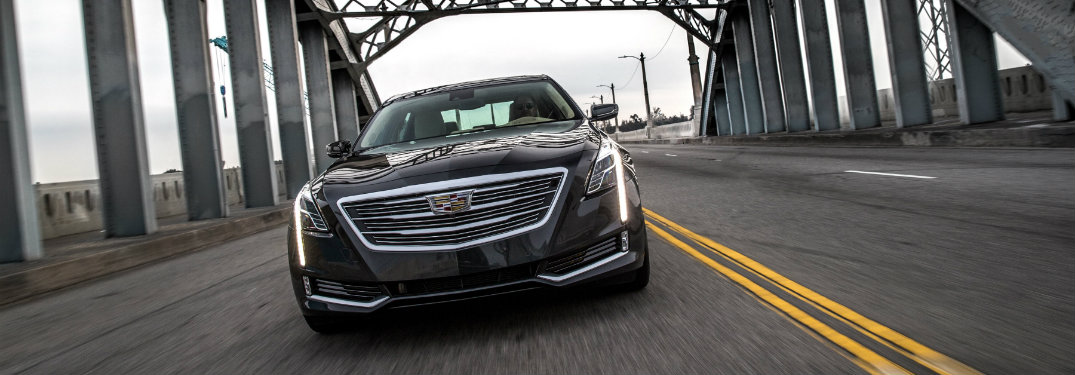 How safe is the new Cadillac CT6?