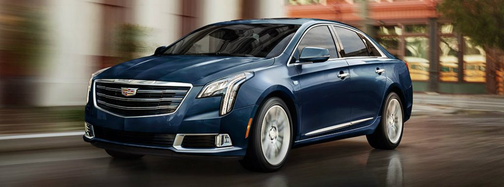 2019 Cadillac Xts Exterior Color Options