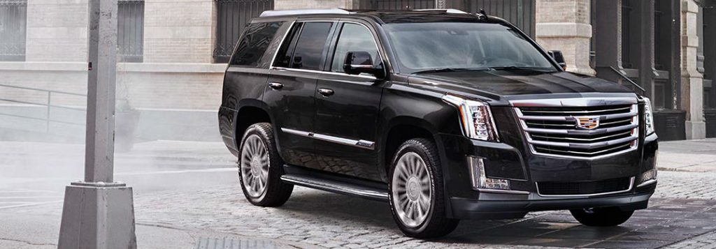 2018 Cadillac Escalade Passenger And Cargo Space
