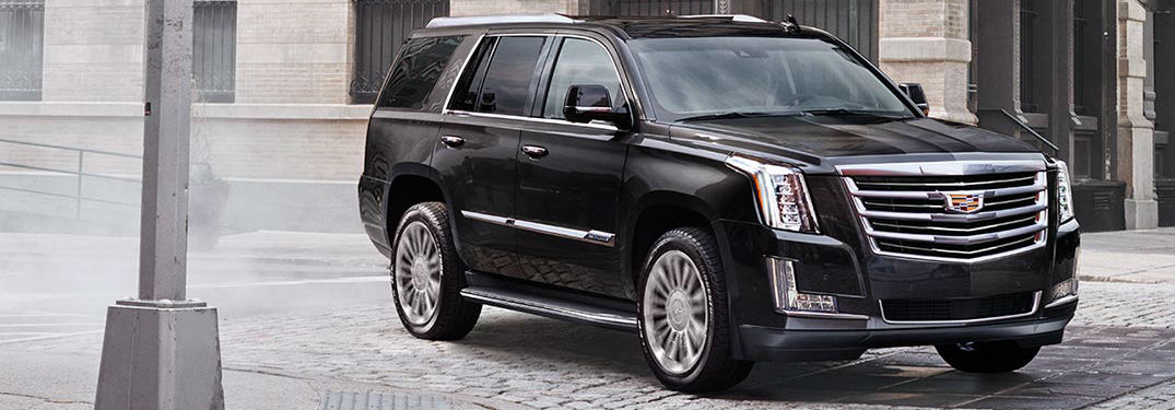 How much room is in the Escalade?
