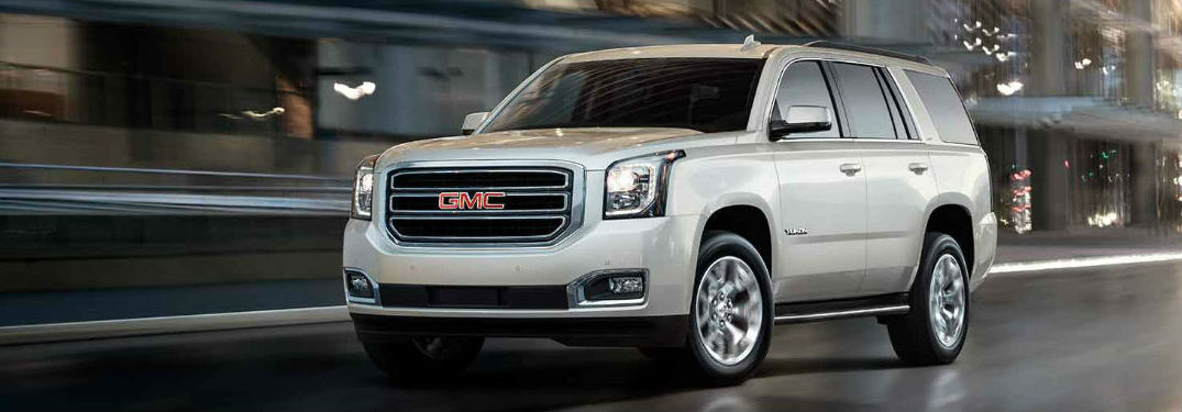 2018 gmc yukon passenger and cargo space. Black Bedroom Furniture Sets. Home Design Ideas