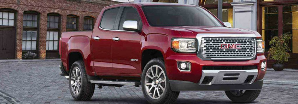 Gmc Acadia Towing Capacity >> 2018 Gmc Canyon Engine Specs And Towing Capacity