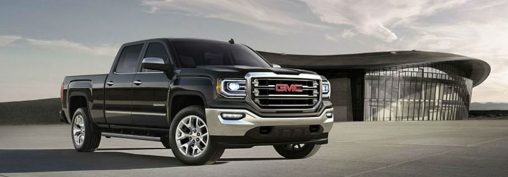 2018 GMC Sierra 1500 Color Options