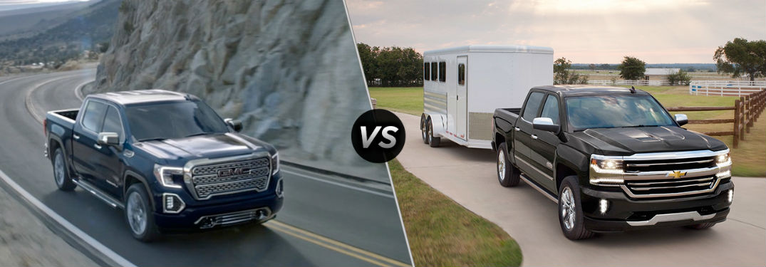 Why is the 2019 GMC Sierra better than the 2019 Chevy Silverado?