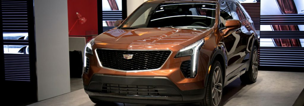2019 Cadillac Xt4 Exterior Color Options